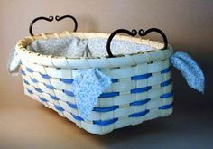 Muffin or Bread free basket pattern