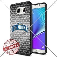 NEW Mount St. Mary's Mountaineers Logo NCAA #1342 Samsung Note 5 Black Case Smartphone Case Cover Collector TPU Rubber original by ILHAN [Triangle] ILHAN http://www.amazon.com/dp/B0188GP2LO/ref=cm_sw_r_pi_dp_0NNvwb15Z4JCG