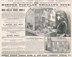 BBC - Primary History - Victorian Britain - Toys and games