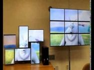 The PiWall software package makes it possible to build video walls of arbitrary size by combining a collection of screens, adding one Pi per...