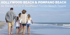THINGS TO DO///List of 20 Activities to do while on vacation in Hollywood Beach, Pompano Beach and Fort Lauderdale Beach, Florida Hollywood Beach, Beach Club Resort, Good Parenting, Parenting Blogs, Fort Lauderdale Beach, Ocean City Md, Pompano Beach, Beach Portraits, Beach Town