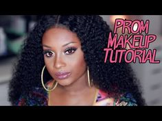 Makeup Tutorial | Soft Cut Crease Glitter Smokey for Prom | Makeupd0ll