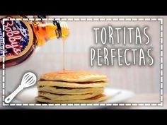 Las Tortitas Perfectas - Receta fácil - YouTube
