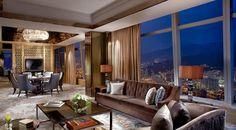 Le Ritz-Carlton, Hong Kong, le summum du luxe !