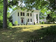Magnolia House, Angelica, NY