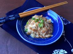 Yamakake Natto Ae, is a quick and easy side dish of grated Japanese mountain yam (nagaimo) and fermented soy beans (natto), seasoned with soy sauce.