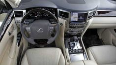 2016 Lexus LX 570 - Price, Interior, Release Date, Hybrid
