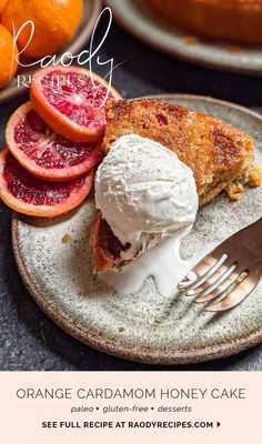 Paleo Sweets, Gluten Free Sweets, Gluten Free Baking, Healthy Desserts, Just Desserts, Party Recipes, Baking Recipes, Cake Recipes, Dessert Recipes