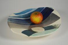 scooped bowl by belatrova