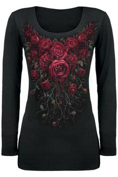 Spiral Blood Rose paita koko M 27,99€