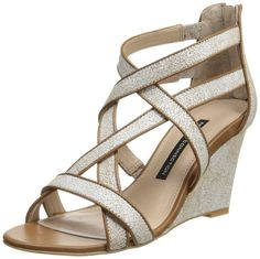French Connection Women's Ulie Wedge Sandal *** Click on the image for additional details.
