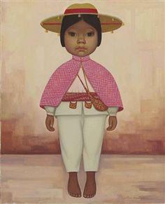 Boy By Gustavo Montoya