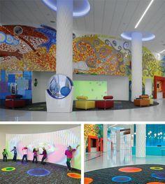 interactive children's hospital - Google Search