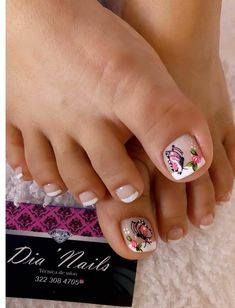 Manicure And Pedicure, Nail Designs, Nail Art, Nails, Pretty Pedicures, Nail Art Designs, Perfect Nails, Pretty Nails, Toe Nail Designs