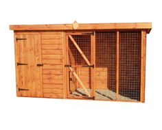 Pent Kennel 6 and 8 run Pet Houses, Outdoor Buildings, Animal House, Shed, Cabin, Room, Furniture, Home Decor, Bedroom
