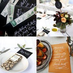 love for fall wedding