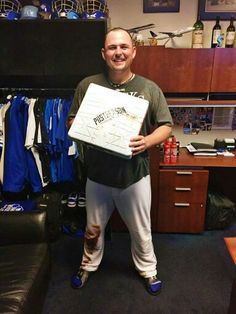 Billy Butler.  Stole that base in 2014 Royals Postseason!