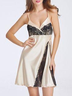 9b72fd8250 Sleepwear women Nightgowns nightwear Pyjama Women home clothing sleepwear  female Nightdress sexy lingerie Gown Robe night dress