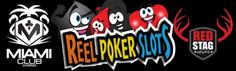 Reel Poker Slots Red Stag Casino Miami Club Casino WGS Wager Gaming System