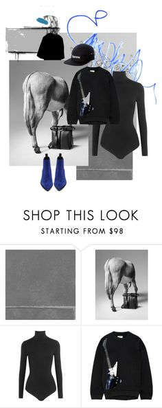"""""""blue shadows"""" by cozi ❤ liked on Polyvore featuring Emma Watson, Andrew Martin, Acne Studios and Wolford"""