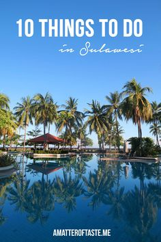 10 things to do in Sulawesi Indonesia