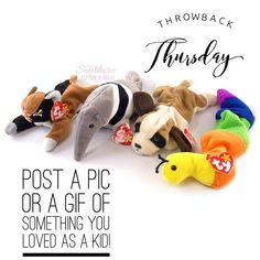 Used to love my Beanie Babies! Best Facebook, Facebook Party, Facebook Humor, Facebook Content, Throwback Thursday Quotes, Thursday Humor, Funny Gym Quotes, Funny Minion Memes, Facebook Engagement Posts