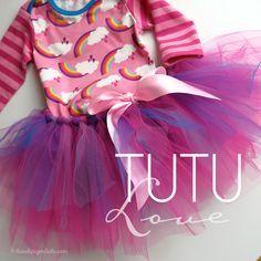 Hamburger Liebe: Tutorial Tuesday: Elternzeit-Blog-Vertretung für Julia und ein Tutu-DIY ohne Nähen!