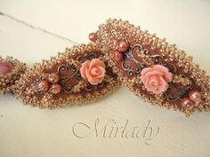 Victorian Filigree Bracelets