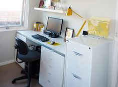 1000+ images about Workspace on Pinterest | Ikea Hackers, Home ...