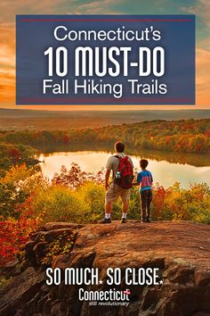 There's nothing like reaching the summit of a great hike and seeing an amazing fall vist. New England Fall, New England Travel, Hiking Spots, Hiking Trails, Hiking Places, Costa Rica, Places To Travel, Places To See, Travel Usa