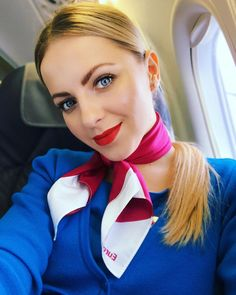 Instagram Airline Attendant, Flight Attendant, Classy And Fab, Airline Cabin Crew, Chicago Girls, Airplane Photography, Dating Girls, Sexy Outfits, Look