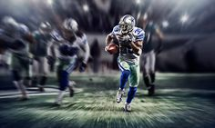 Nike NFL on Behance