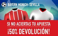 el forero jrvm y todos los bonos de deportes: sportium promocion 10 euros Bayern vs Sevilla 11 a...