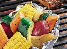 Food So Good Mall: Grilled Vegetable Foil Packets...Made these yesterday for 4th of July cookout! Delicious!!!