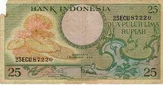 25 rupiah