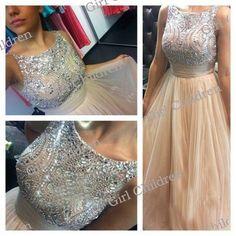 Beaded bridesmai dress long Prom Dresses / Evening Dresses long Cocktail/ Evening Dresses/Wedding dress/Homecoming dress