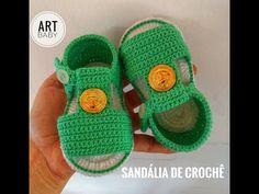 Crochet Sandals, Crochet Socks, Crochet Bebe, Crochet For Boys, Crochet Baby Booties, Baby Chucks, Baby Slippers, Baby Moccasins, Baby Boy Shoes