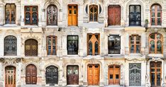 Photographer Travels Around The World To Capture The Beauty Of Doors And Windows | Bored Panda