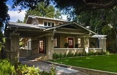 Chalet Style Airplane Bungalow | Architecture | Pinterest