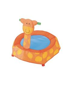 Early Learning Centre - Indoor Giraffe Trampoline by Early Learning Centre, http://www.amazon.co.uk/dp/B008RVZ4IM/ref=cm_sw_r_pi_dp_ODgPrb0QSP1FA