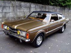 1974 Ford Taunus GXL Coupe