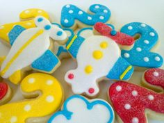 Airplane Mini Sugar Cookies 2.5 Dozen by acookiejar on Etsy, $33.95