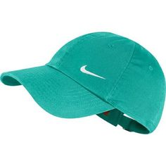 Nike heritage 86 women's hat teal Nike heritage 86 adjustable women's hat teal color very pretty only wore it once Nike Accessories Hats