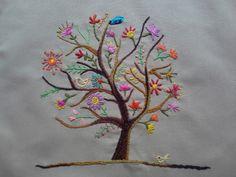 árvore estilizada