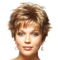 Cute-Easy-Hairstyles-for-Short-Hair_9.jpg 450×467 pixels
