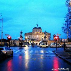 Castel Sant'Angelo #travels #Rome #Roma #travel #viaggi