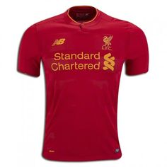 Liverpool Home Jersey 16/17
