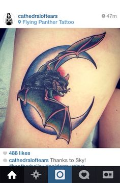 bacardi bat tattoo are you serious too bad for you pinterest bacardi link and bat tattoos. Black Bedroom Furniture Sets. Home Design Ideas