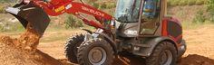 Takeuchi US Pista Carregadeira, Compact Carregadeiras de Rodas, Escavadeira convencionais, Escavadoras Zero balanço
