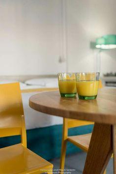 #Santorini #hotel  #earino #suiets #design #decostore #table #chair